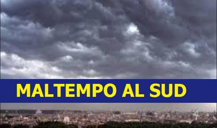 Previsioni Meteo oggi venerdì 28 febbraio | maltempo al Sud