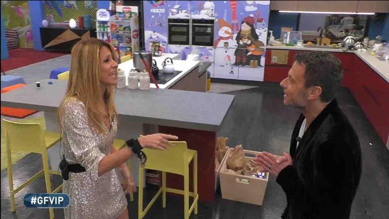 Adriana Volpe tradimento al Grande Fratello Vip | Il marito
