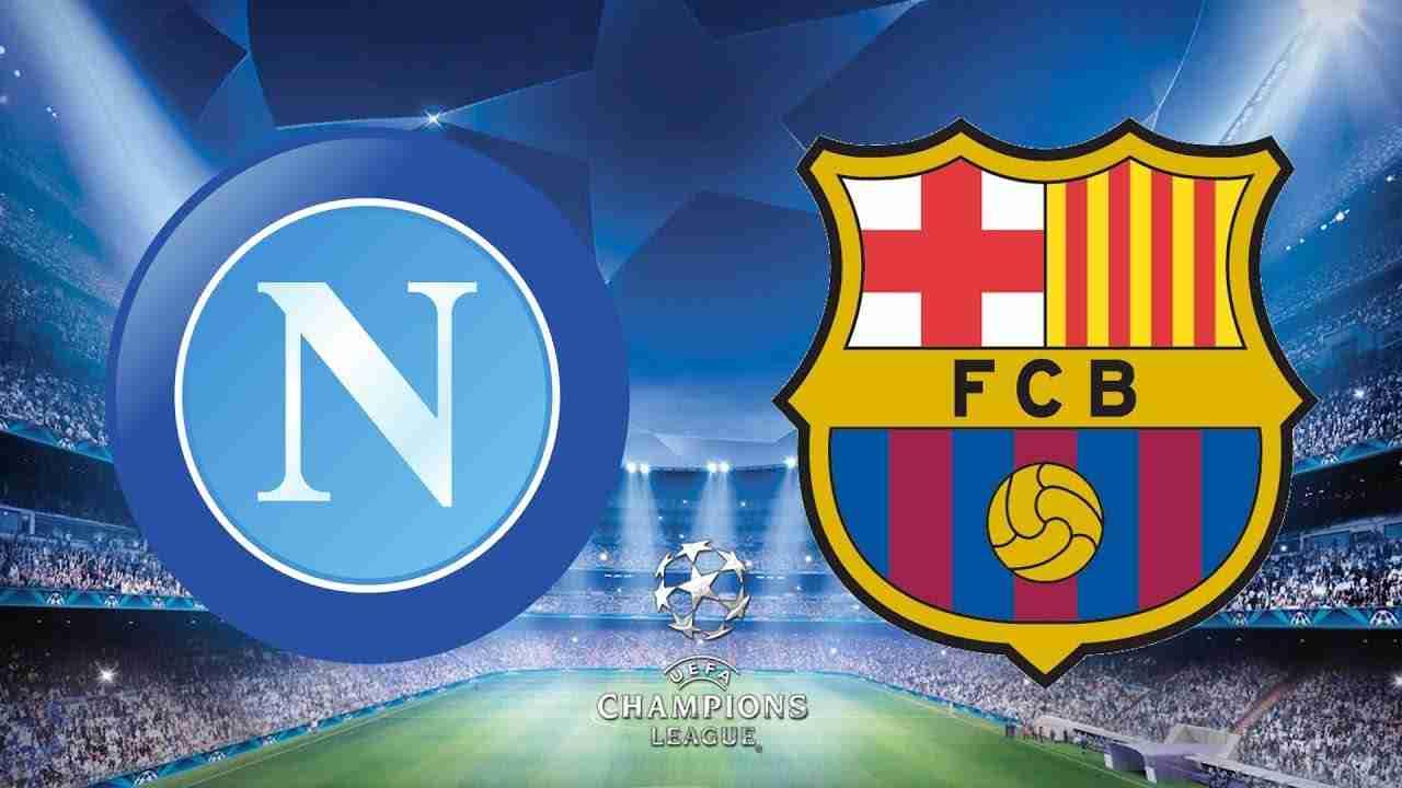 Stasera Tv 25 Febbraio | Canale 5 | Napoli Barcellona | Anti