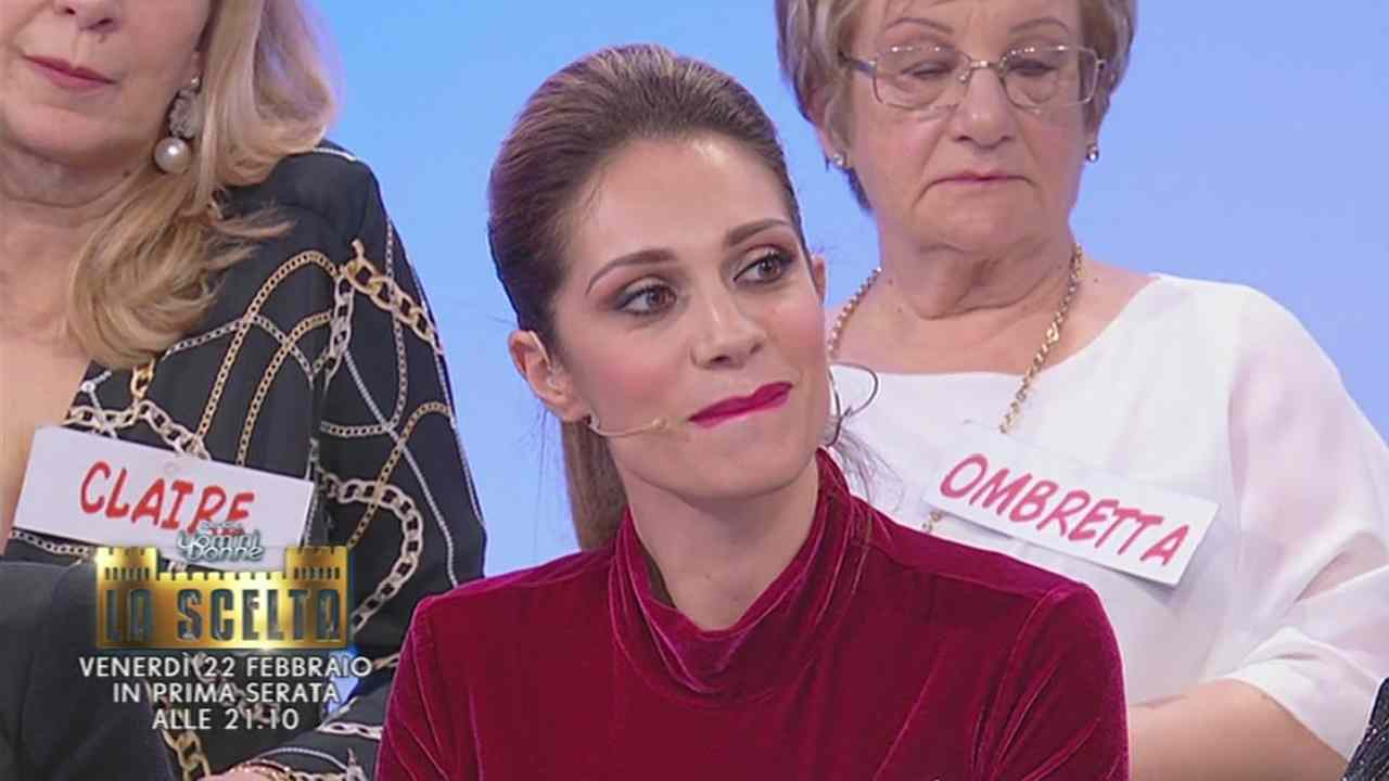 Pamela Barretta voglia di maternità
