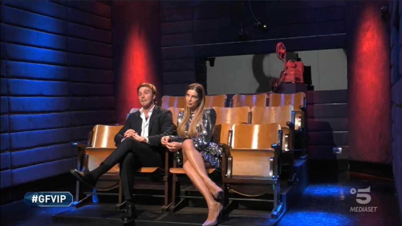 Eleonora Giorgi e Massimo Ciavarro nella casa | Presentazion