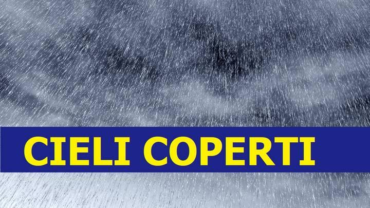 Previsioni Meteo domani giovedì 27 febbraio | cieli coperti