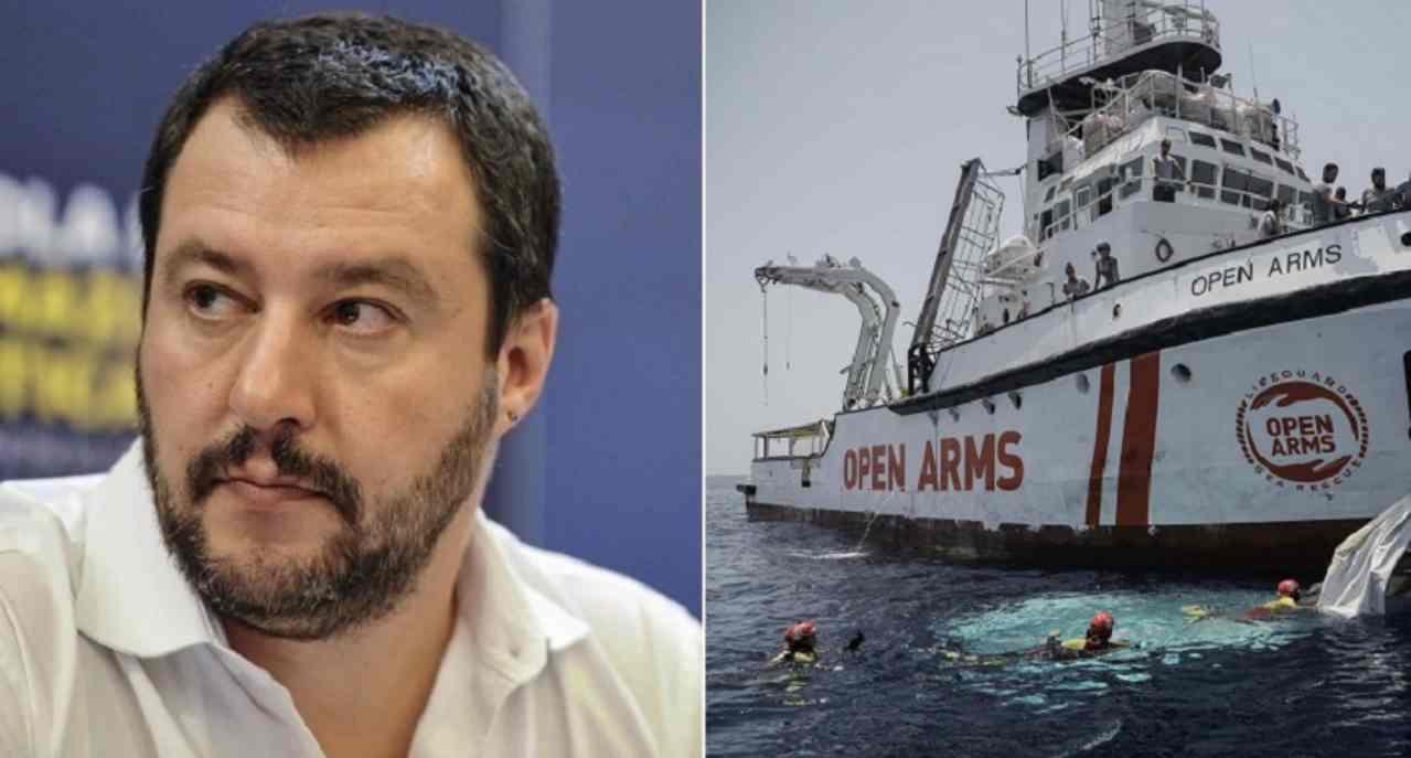 Open Arms, Giunta Senato risparmia Salvini. Italia Viva non