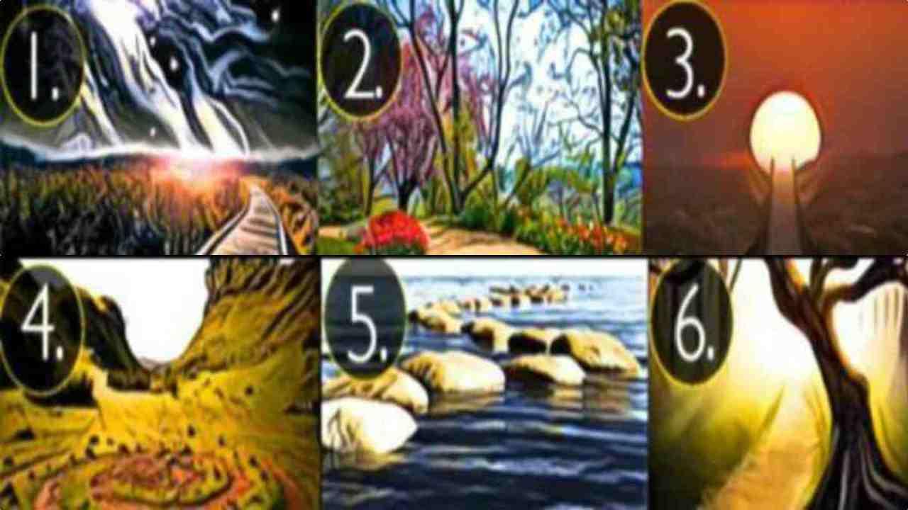 Test psicologico: il sentiero che scegli svela la tua filoso