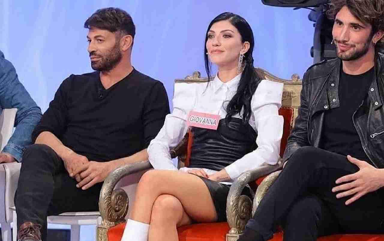 Giovanna Abate esordio da tronista