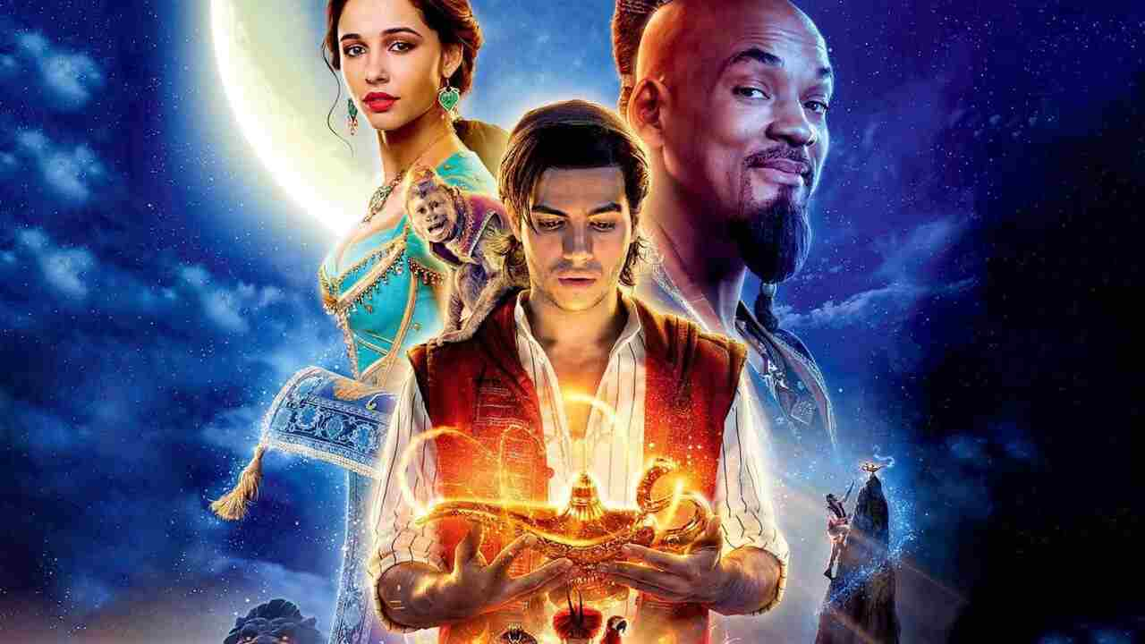 #iorestoacasa con MeteoWeek | il film Aladdin disponibile su Disney +