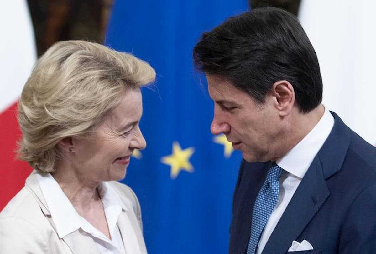 "Aiuti all'Italia, gelo dalla Von der Leyen ""La Germania ha r"
