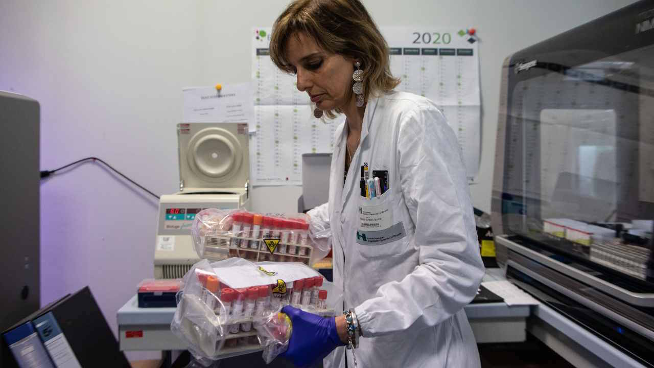 Coronavirus  tamponi - MeteoWeek.com