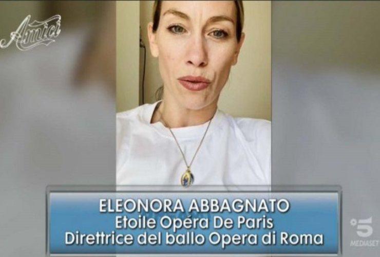 Eleonora Abbagnato - meteoweek