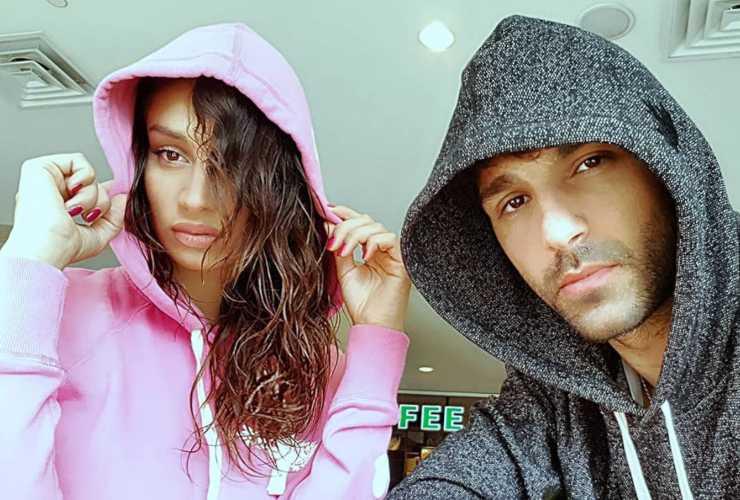 Francesca Tocca e Raimondo Todaro - meteoweek