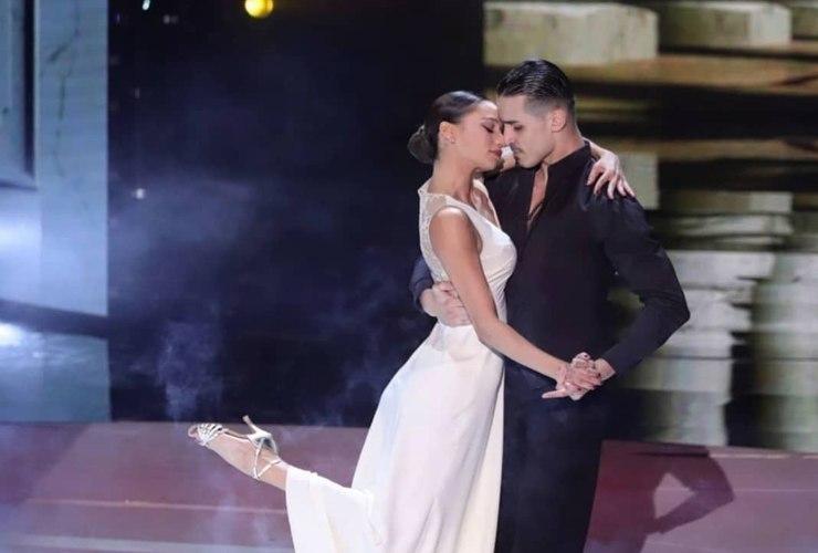Francesca Tocca e Valentin - meteoweek