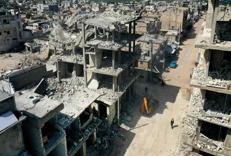 Unione Europea Siria cessate fuoco