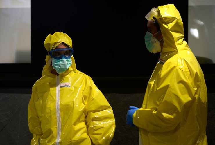 coronavirus Italia Cina superare contagi