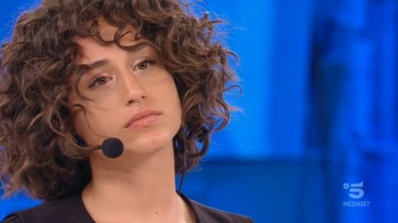 Giulia Molino ad Amici 19 - meteoweek