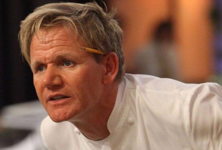 Gordon Ramsay licenzia tutti gli impiegati