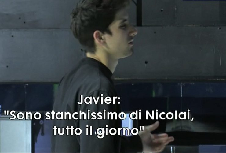 Javier contro Nicolai - meteoweek