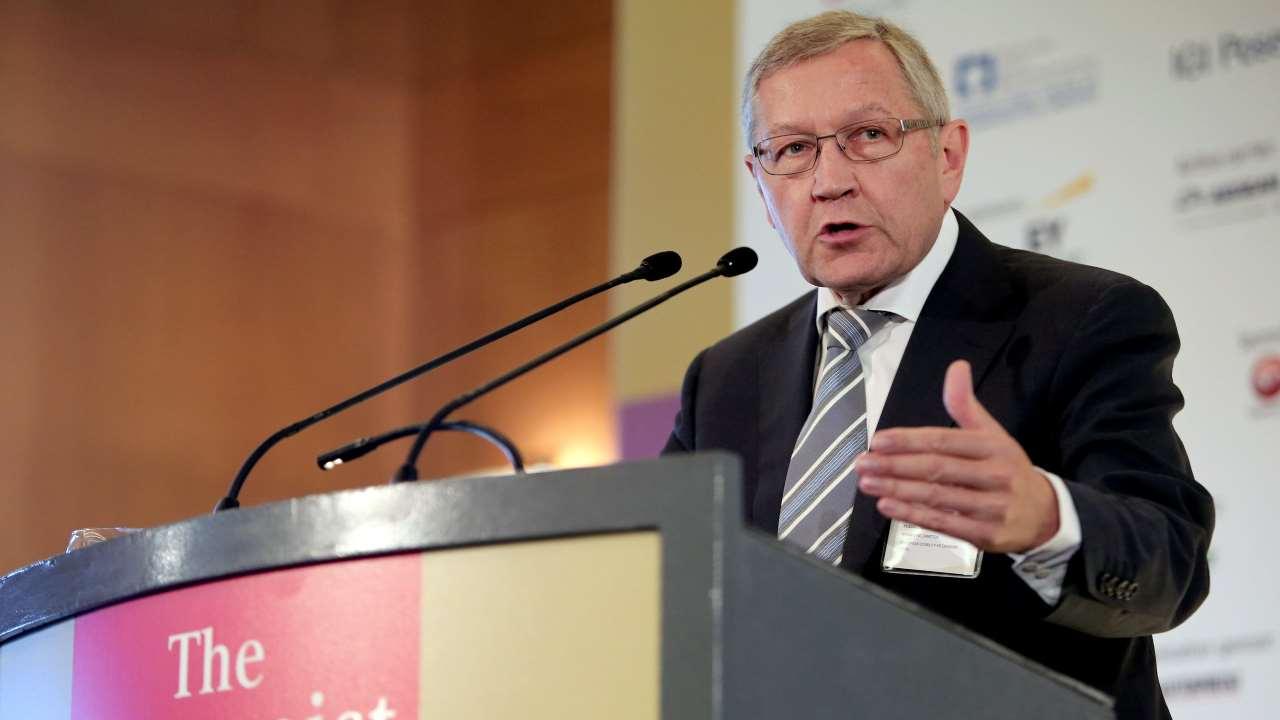 Klaus Regling chi è   carriera e vita privata dell'economista tedesco - meteoweek