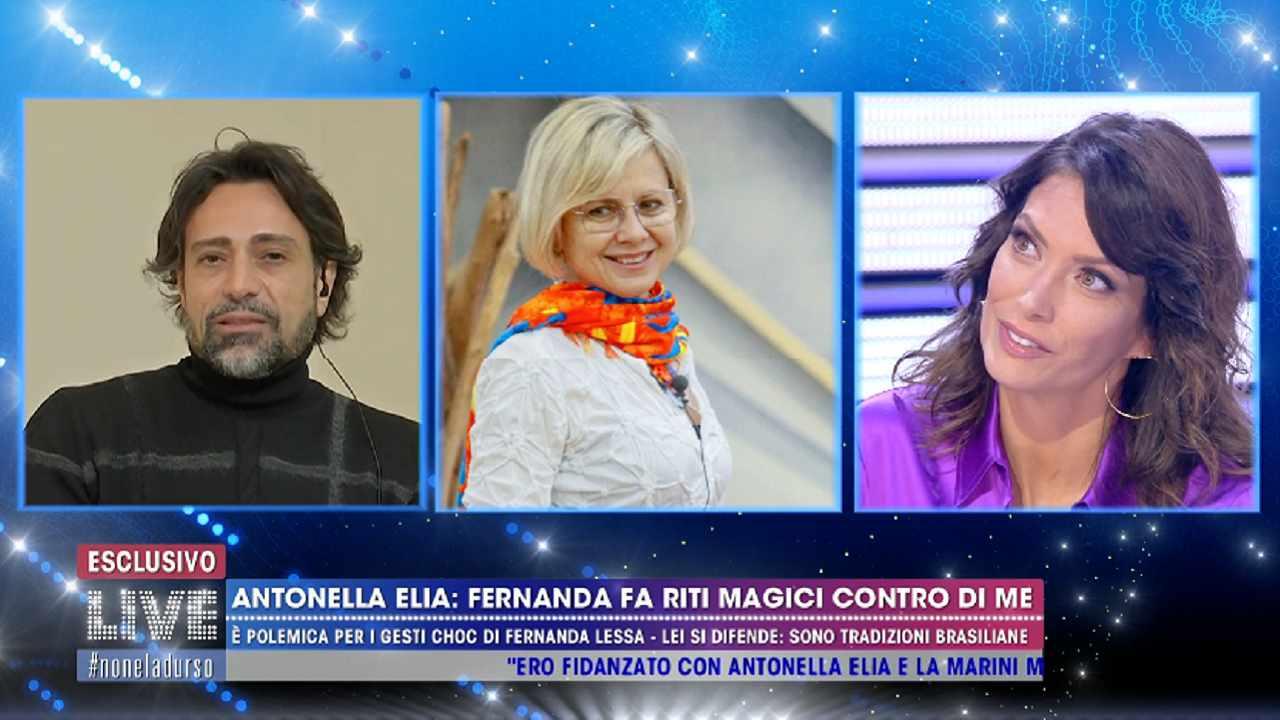 Fernanda Lessa mostra i lividi | Aggressione nella casa del