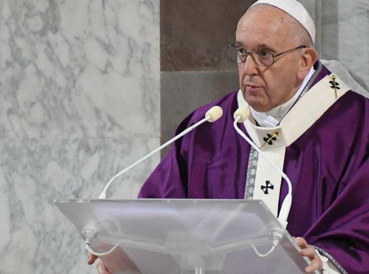 """Coronavirus, Vaticano: """"Probabile Pasqua a porte chiuse"""""""