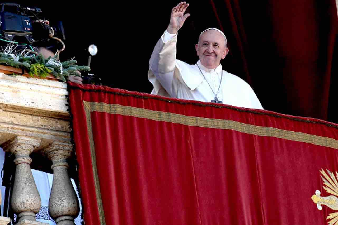 Papa Francesco, domani la benedizione e l'indulgenza dai peccati (Getty) - meteoweek.com
