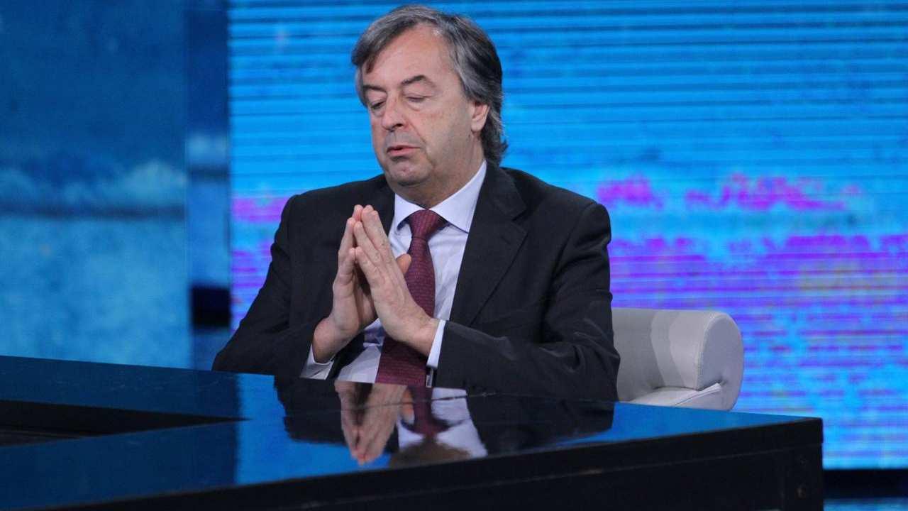 "Coronavirus, Burioni risponde a Renzi: ""E' irrealistico pens"