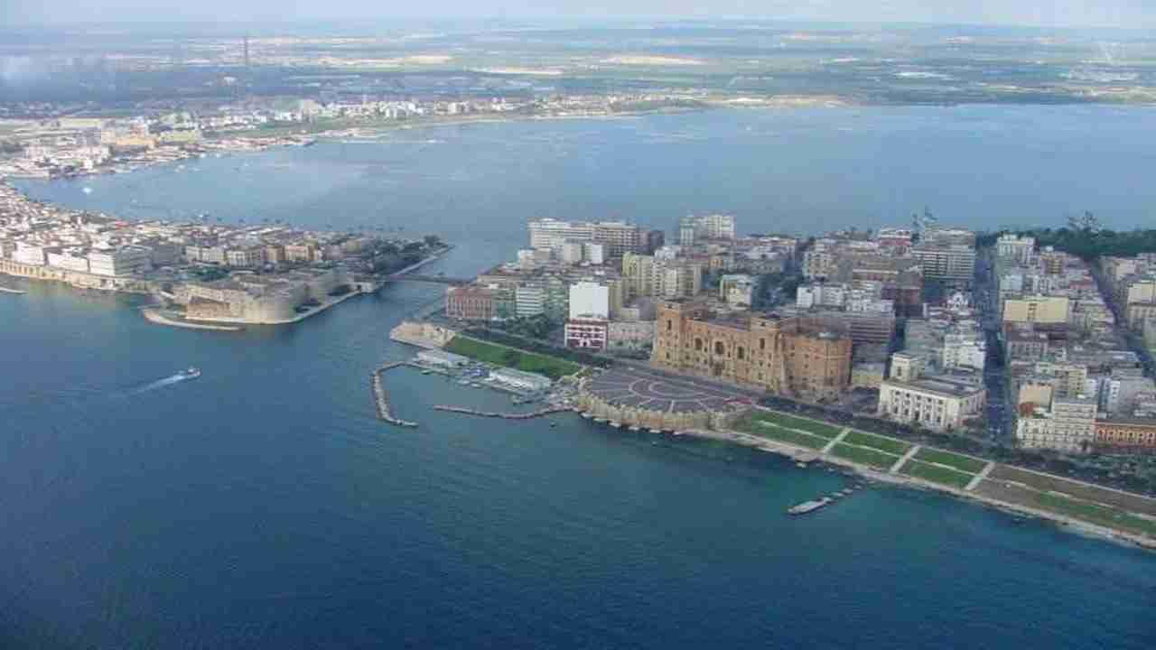 Meteo Taranto oggi venerdì 27 marzo |  cielo poco nuvoloso