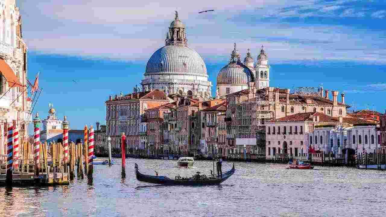 Meteo Venezia domani sabato 28 marzo |  poco nuvoloso