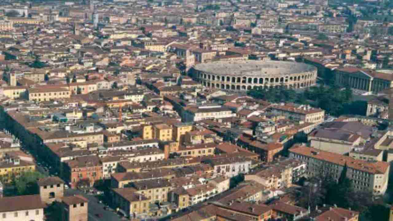 Meteo Verona domani sabato 28 marzo |  leggermente nuvoloso