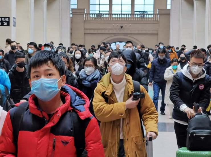 Coronavirus, Wuhan riapre le porte: arrivano primi treni passeggeri
