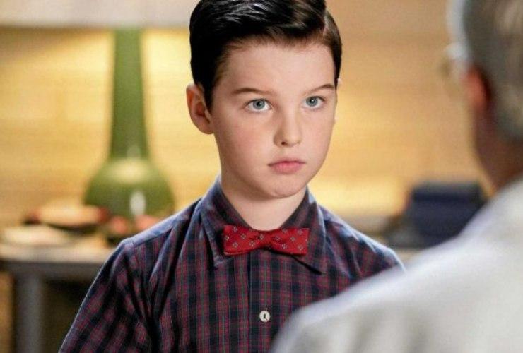 Young Sheldon - meteoweek.com