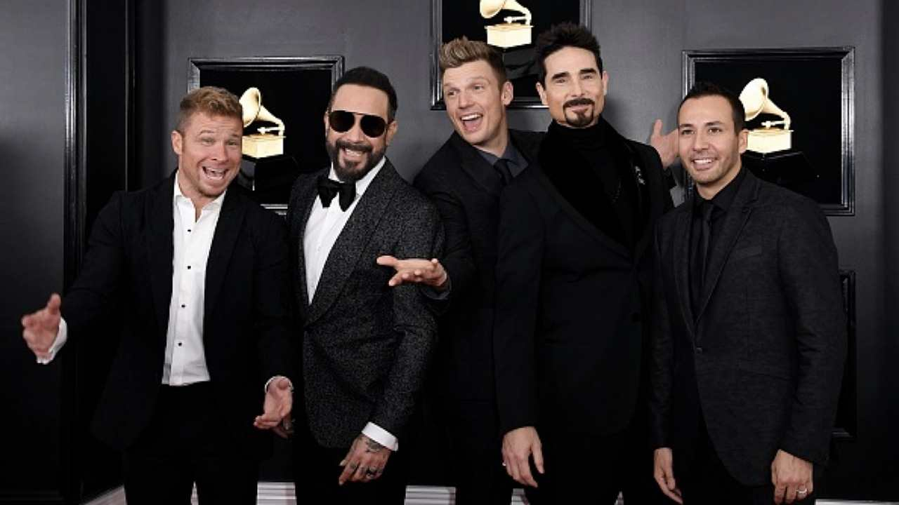 Backstreet Boys tornano a sorpresa | reunion virtuale