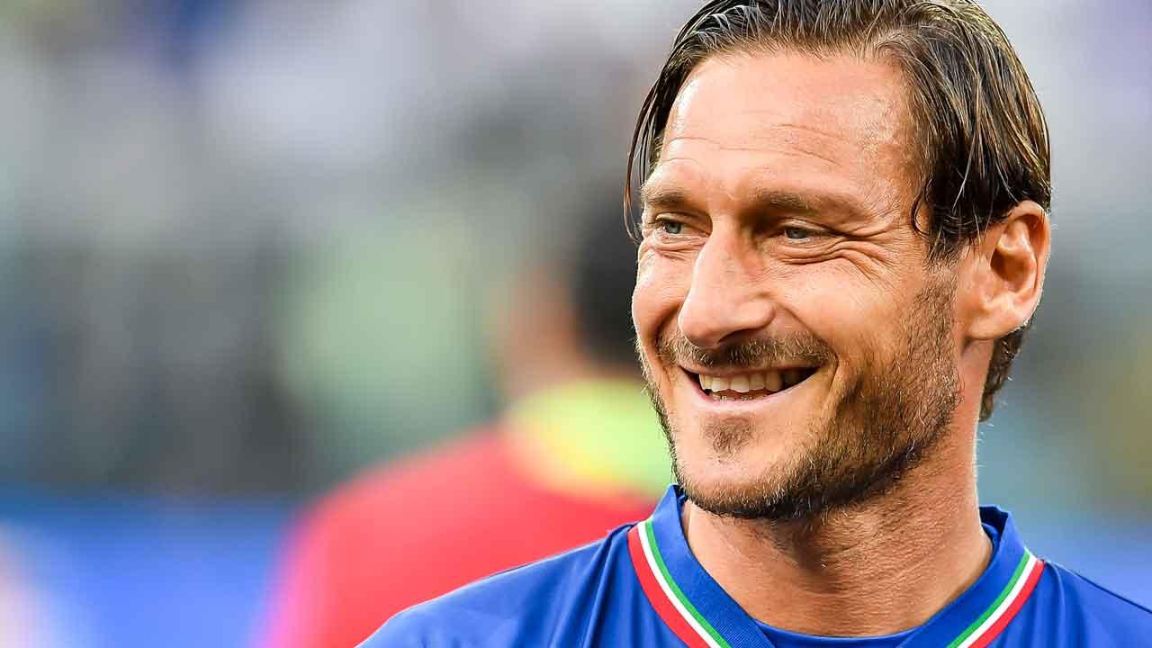 chi è l'ex fidanzata di Francesco Totti