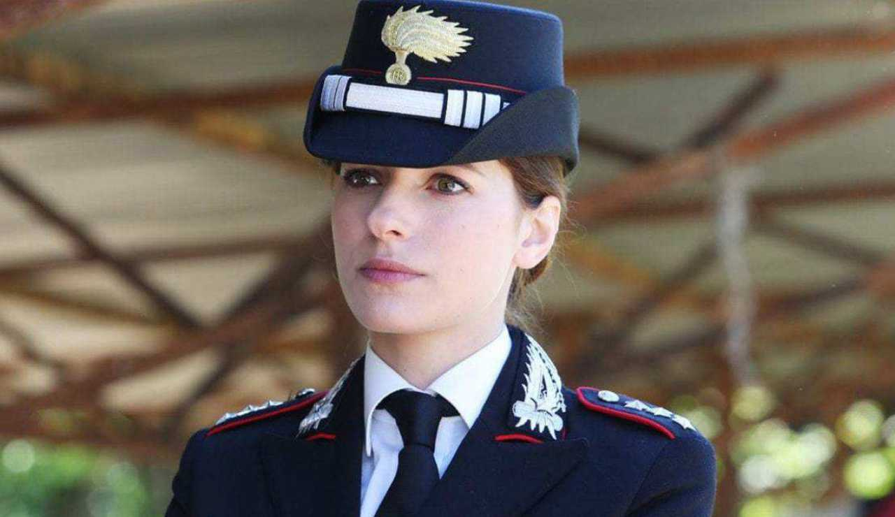 Don Matteo, la capitana Anna come non l'avete mai vista: le