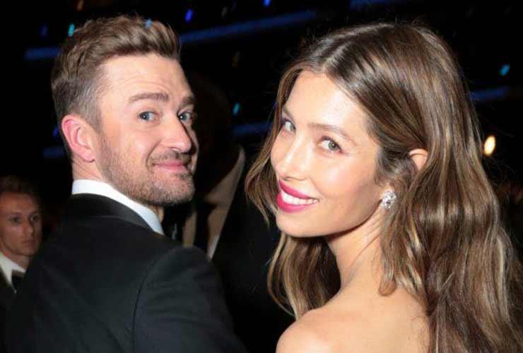 Accordi prematrimoniali di Jessica Biel e Justin Timberlake
