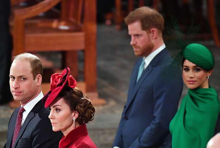 Kate e Meghan al Commonwealth Day