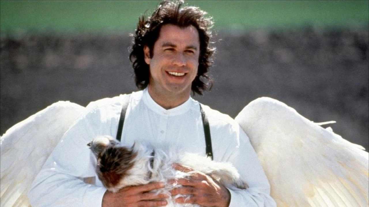 Stasera in tv | 28 marzo | Micheal, l'angelo interpretato da John Travolta
