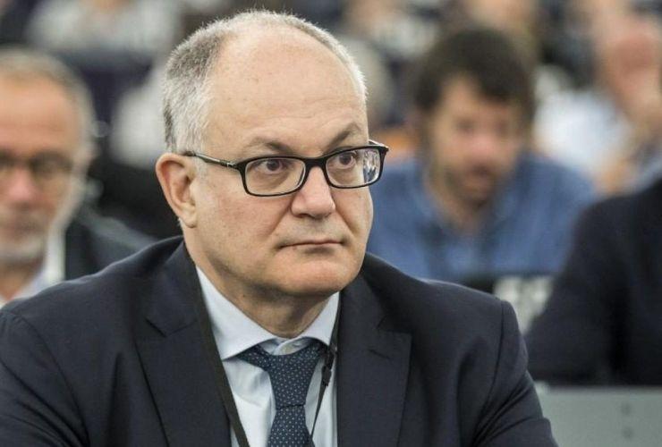 ministro economia - gualtieri