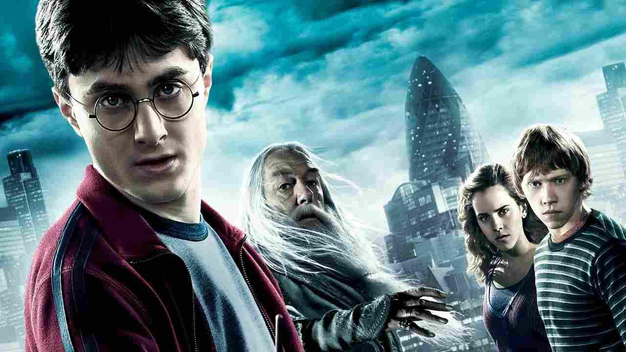 Stasera in tv | 31 marzo | Harry Potter e il Principe Mezzos