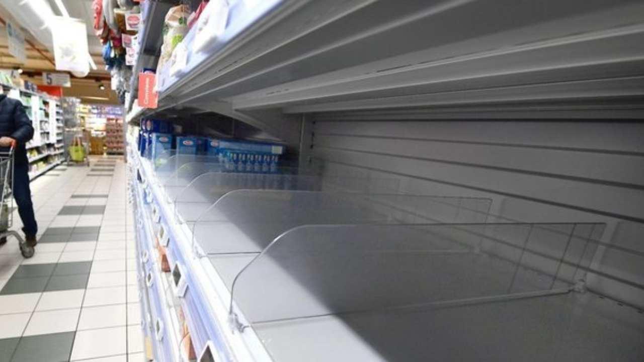 Rivolta del pane 2.0: assalti ai supermercati, appuntamenti