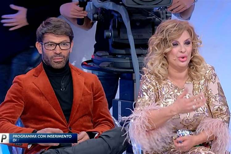 Tina Cipollari astinenza Uomini e Donne