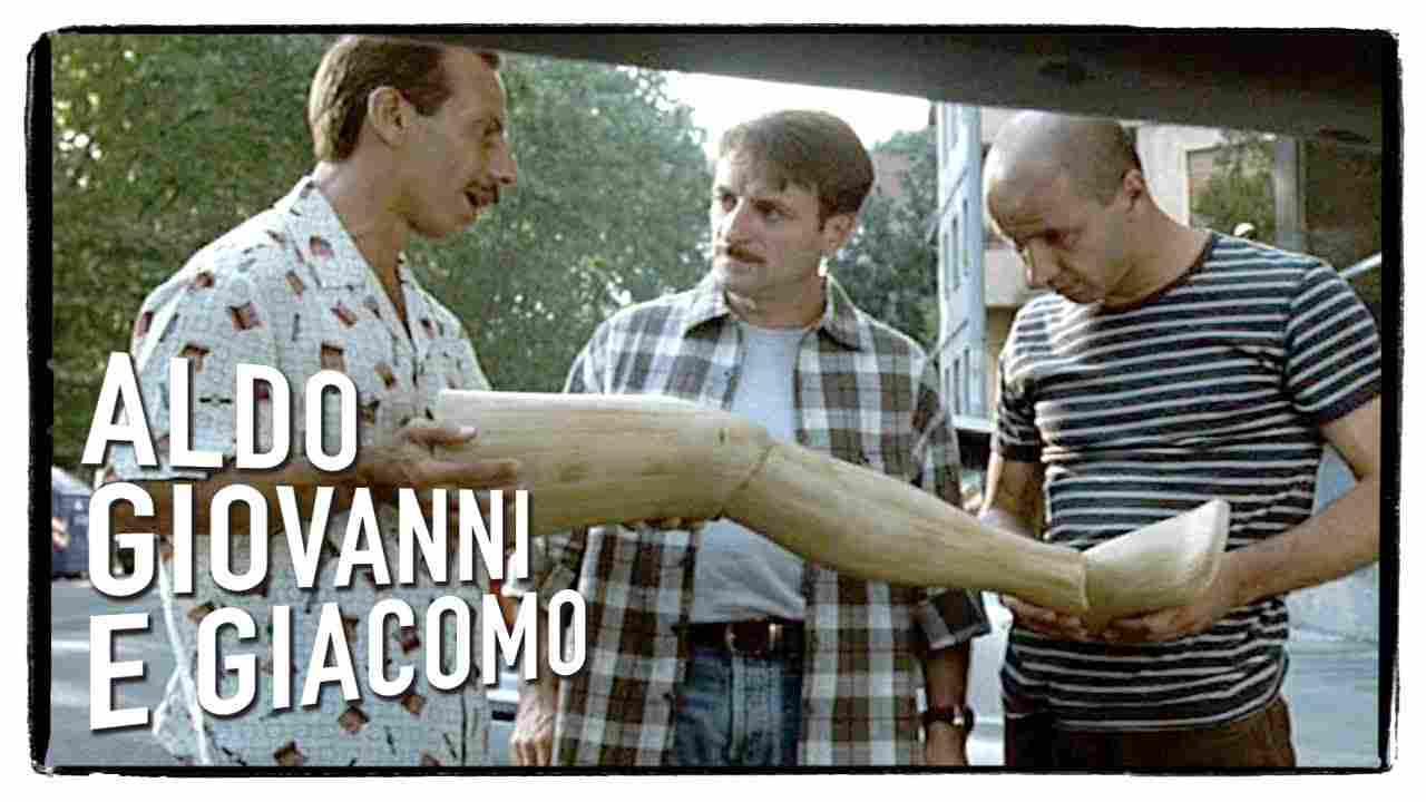 Stasera Tv 9 Marzo Italia 1 Tre Uomini E Una Gamba Meteoweek