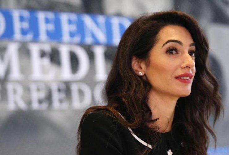 Coronavirus, George Clooney e Amal donano 300.000 dollari alla Lombardia