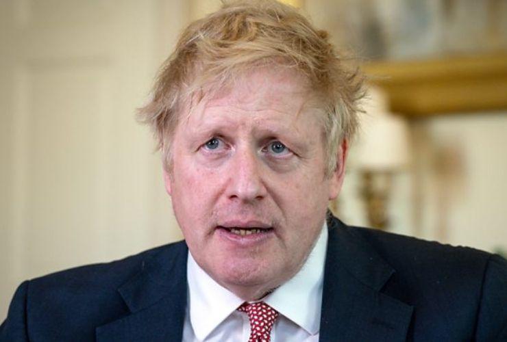 Boris Johnson - coronavirus