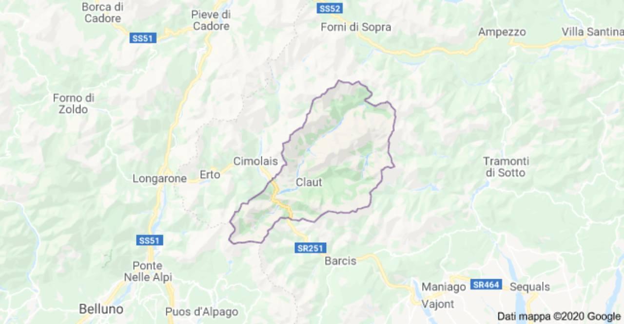 Forte scossa di terremoto a Claut – Pordenone