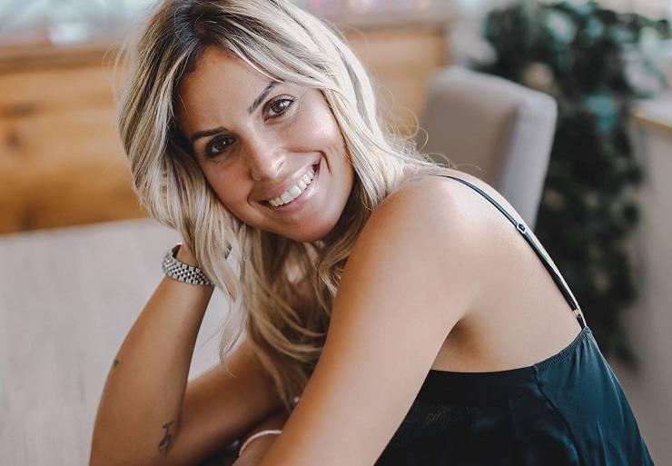 Claudia Dionigi delude Lorenzo