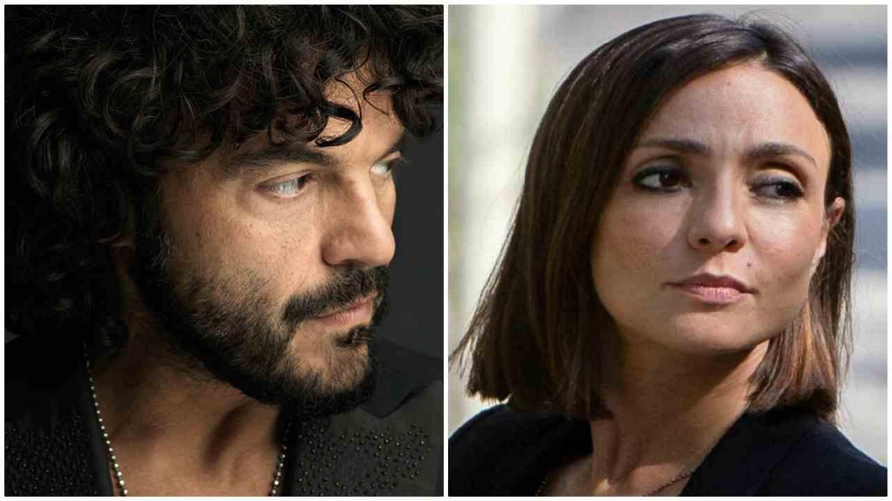 Francesco Renga e Ambra Angiolini: