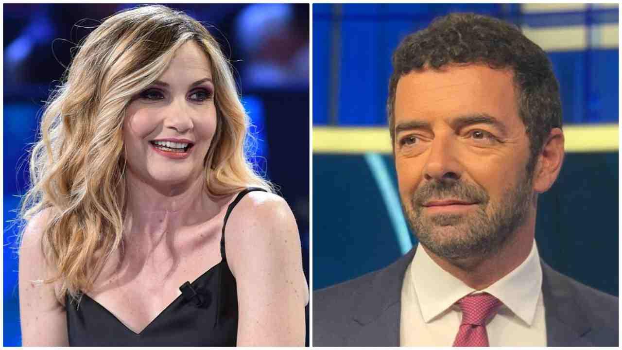 Alberto Matano e Lorella Cuccarini, rivelazione: