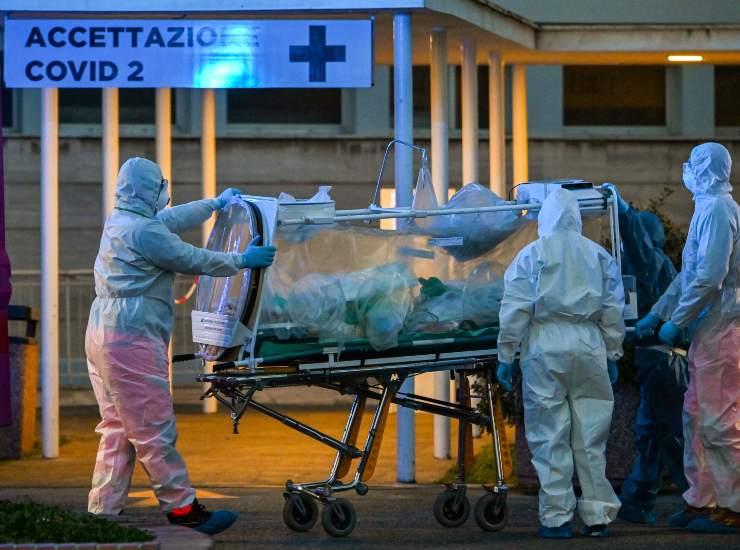 Coronavirus, Bergamo: oltre 64 mila positivi e 3.000 decessi