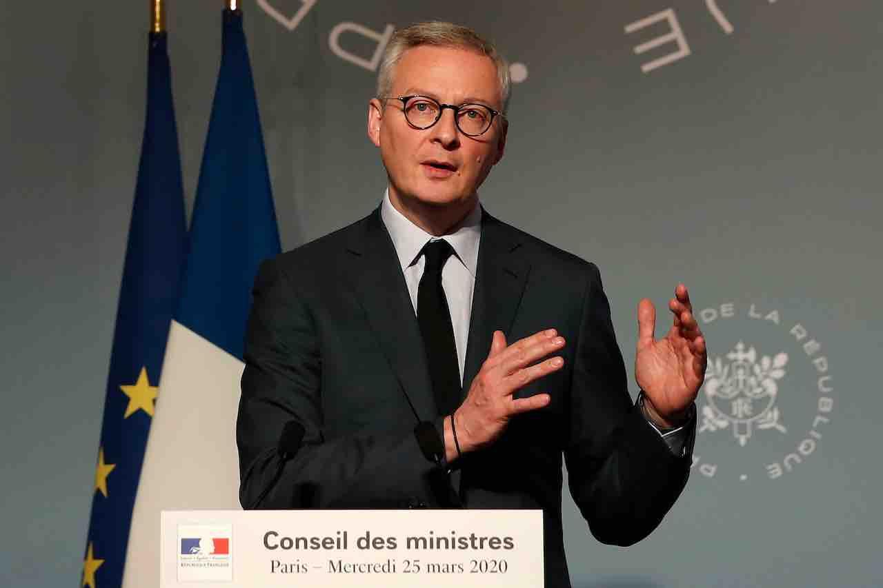 Coronavirus: Francia verso peggiore recessione dal 1945