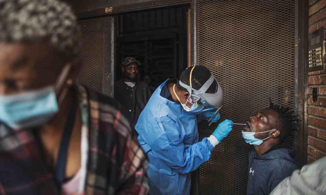 coronavirus africa